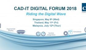 CAD-IT Digital Forum 2018