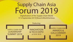 Supply Chain Asia Forum 2019