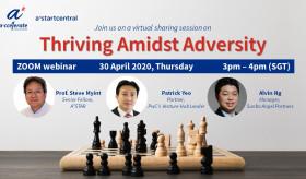 Thriving Amidst Adversity (Free Webinar)