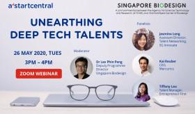 Unearthing Deep Tech Talents