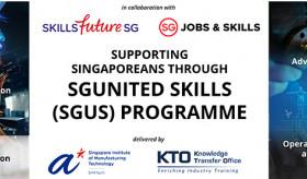 SGUnited Skills (SGUS) Programme