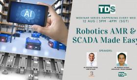 Robotics AMR & SCADA Made Easy