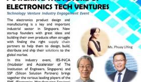 IES-INCA & SSP - Powering the Future of Electronics Tech Ventures