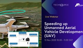 Speeding up Unmanned Aerial Vehicle Development (UAV)