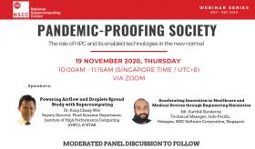 [NSCC Webinar Series] Pandemic-Proofing Society