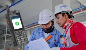 Business Critical Mobile Push-to-Talk over Cellular Platform