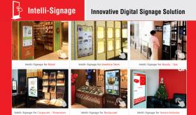 Intelli-signage (Innovative Digital Signage Solution)
