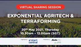 Exponential Agritech & Terraforming