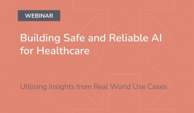 Building Safe and Reliable AI for Healthcare