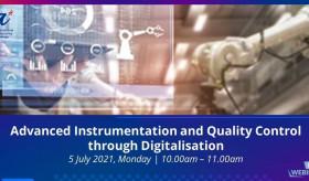 Webinar for SGUS Advanced Instrumentation and Quality Control through Digitalisation