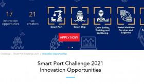 Smart Port Challenge 2021 Innovation Opportunities
