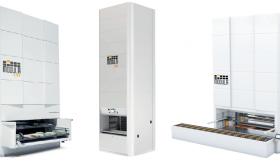 Automated Vertical Storage Machine