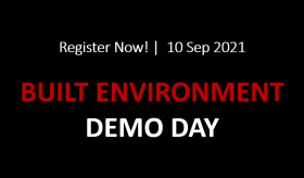 Built Environment (BE) Demo Day 2021