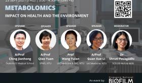 [Webinar] Metabolomics: Impact on health and the environment