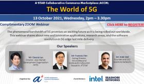 ACCM Webinar: The World of 5G